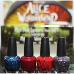 OPI Alice in Wonderland