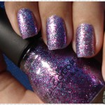 Purple Blue Glitter – Sinful Colors
