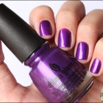 China Glaze What's Your Color? – Sagitário