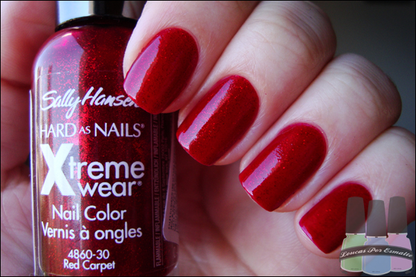 Red Carpet - Sally Hansen