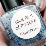 Blue Bird of Paradise – Penélope Luz