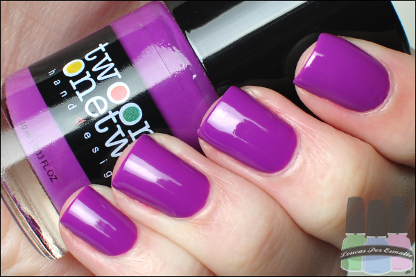 Esmaltes Twoone Onetwo Very Berry