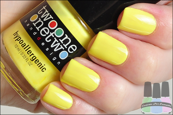 Esmaltes Modernismo Ácido Twoone Onetwo