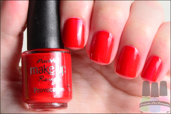 Esmaltes Panvel Make Up Rouge Vermelhos