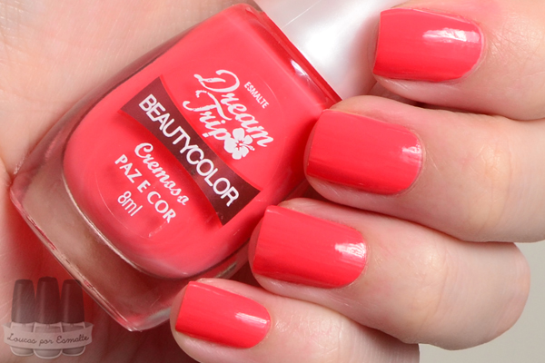 Esmaltes Dream Trip Beauty Color