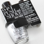 Pés com Push and Shove – OPI