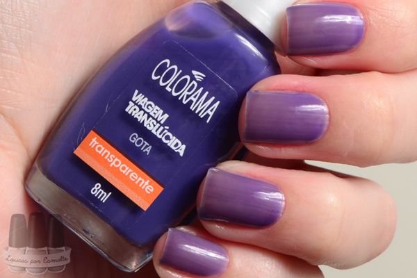 esmalte jelly colorama