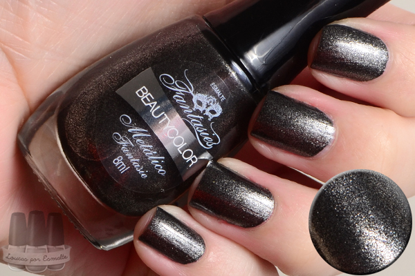 esmaltes Fantasies Beauty color tons cinza