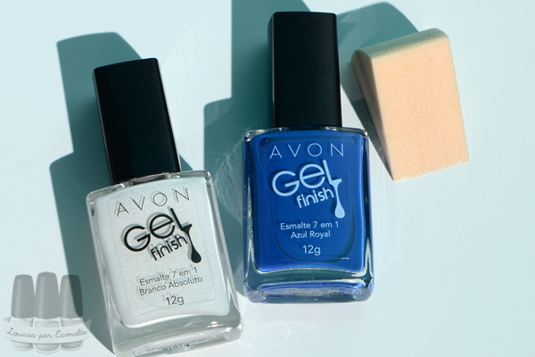 nail art esmaltes avon gel finish