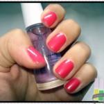 Pink Fluor e Roxinho da Avon