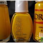 Comparação: amarelinhos (parte 2)