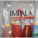 Resultado da promoção: Kit da Impala