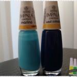 Combinação – Marina e Azul Cobalto