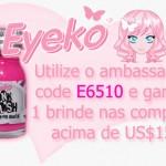 Mudanças na Eyeko