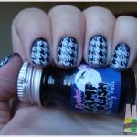 Nail art – Pied Poule