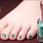 Pé de Chinelo: Algae – NYX Girls