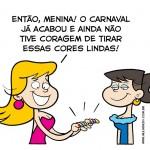 Esmaltirinha: pós Carnaval