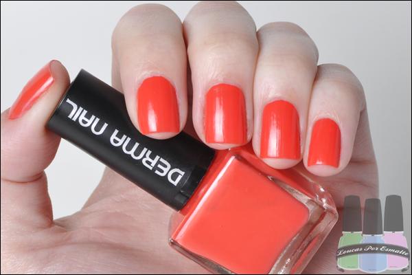 Derma Nail Red Tropicale Esmaltes