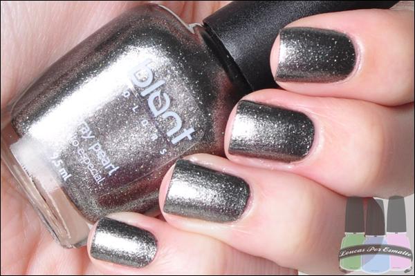 Combinadinhos Black Blant Colors Esmaltes