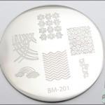 Plaquinha Bundle Monster BM-201