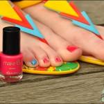 Pé de Chinelo: Homa Manicure