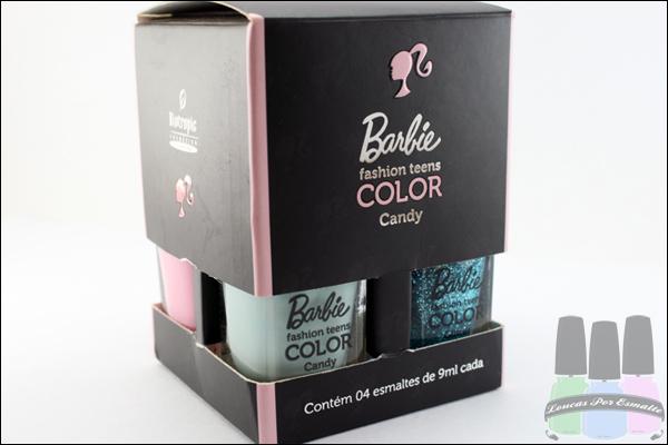 BARBIE-ColorCandy