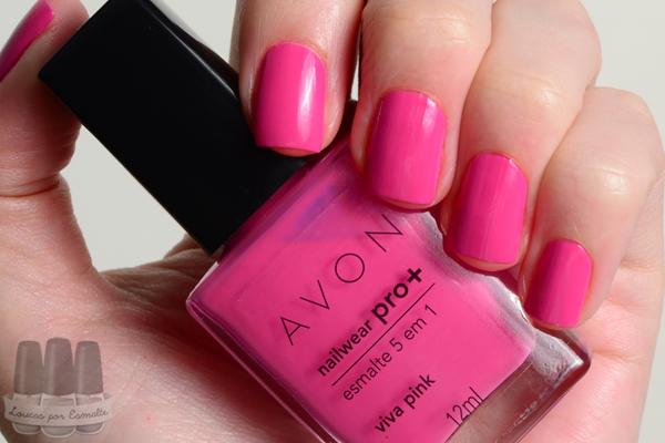 Esmaltes Avon Nailwear Pro +