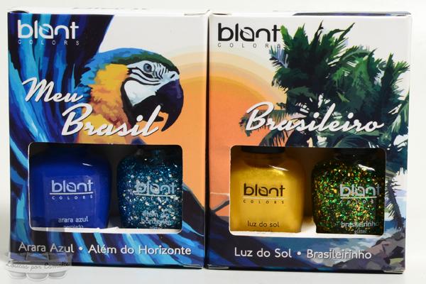 Esmaltes Meu Brasil Brasileiro Blant Colors