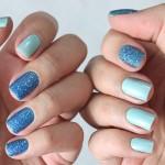 Homa Manicure: Céu de Primavera + Get Your Number