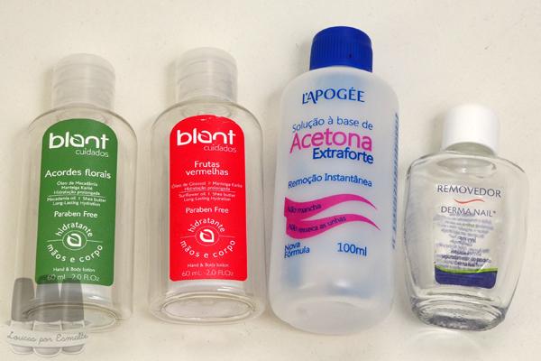 produtos hidratantes