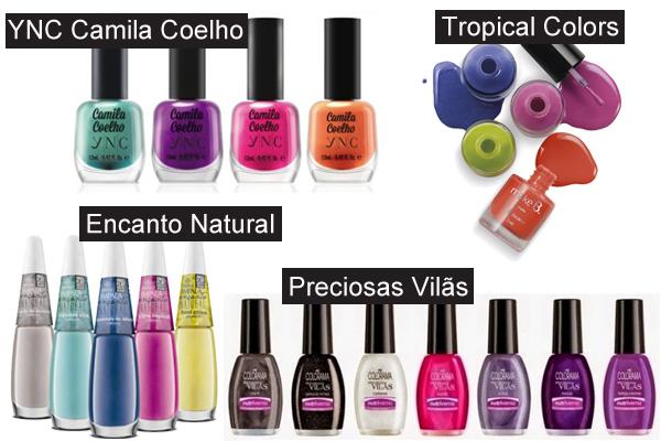 lançamentos de esmaltes em agosto de 2014 preciosas vilãs colorama