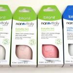Lançamento Beauty Fair: linha Nanovitaly da Blant