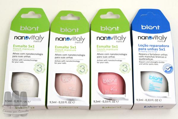 Tratamento Nanovitaly Blant