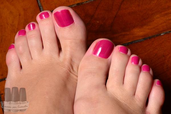 esmalte jequiti ipanema pés calçados zatz