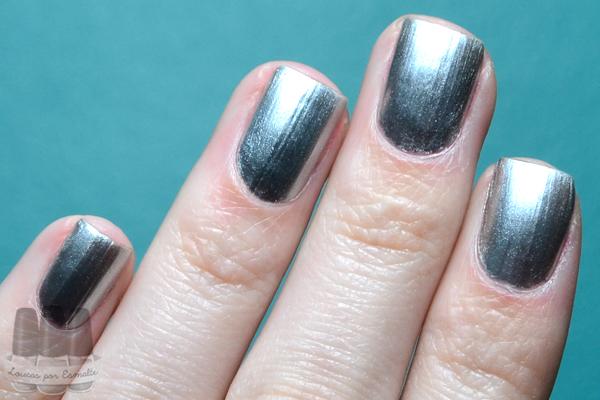 esmalte metálico prata