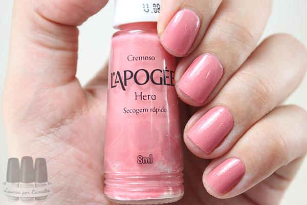 esmalte outubro rosa