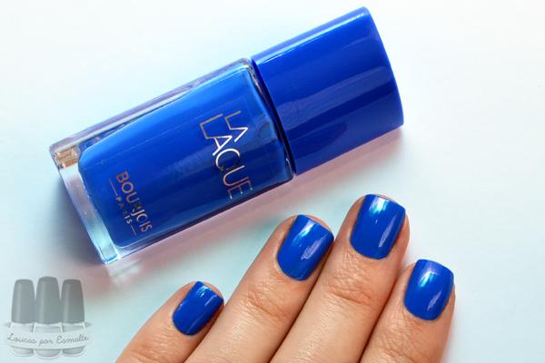 esmalte azul giovanna antonelli bourjois